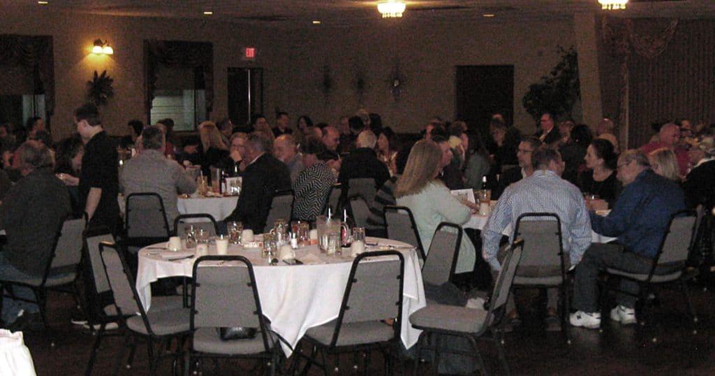 Fond du Lac Labor Council Banquet March 2, 2019.