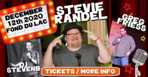 Wisconsin Comedy Tour 12-12-20.