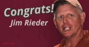 Jim Rieder's Retirement Social (10/03/21).